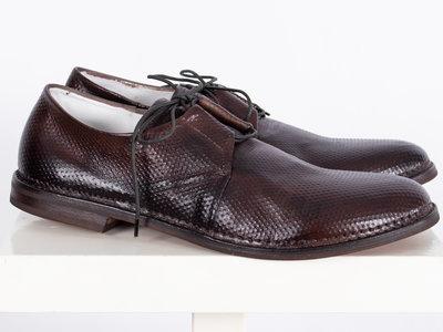 Pantanetti Pantanetti Lace-up Shoe / 12560G - 826 / Brown