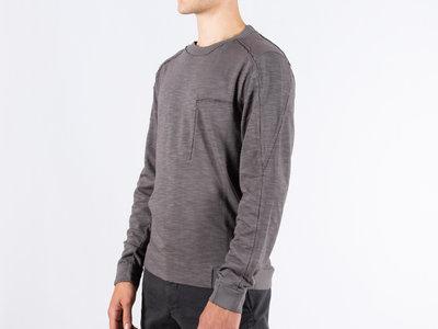 Transit Transit T-Shirt / CFUTRJ6411 / Grey