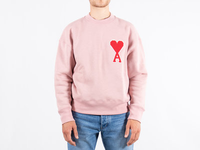 Ami Ami Sweater / H19J037.746 / Pink