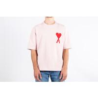 Ami T-shirt / H19J137.701 / Roze