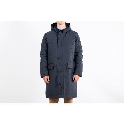 Ecoalf Ecoalf Coat / Groenland Coat / Deep navy