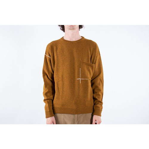 Mauro Grifoni Mauro Grifoni Sweater / GR110100/48 / Mustard