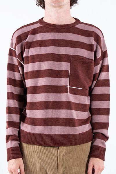 Mauro Grifoni Mauro Grifoni Sweater / GF110100C/49 / Red Pink