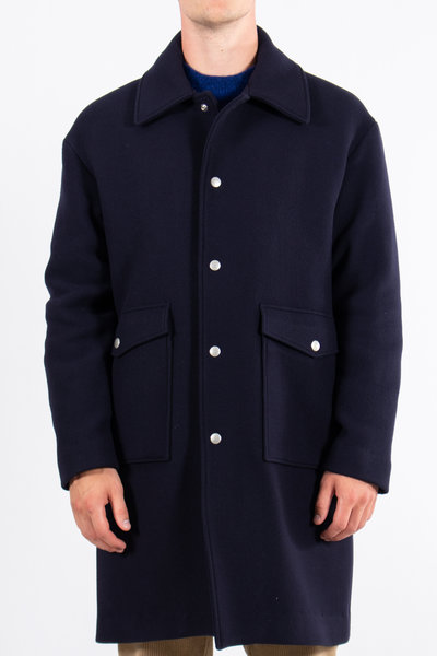 Mauro Grifoni Mauro Grifoni  Coat / GF160016/34 / Navy