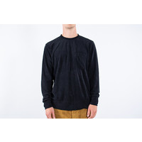 Universal Works Sweater / Loose Pullover / Black