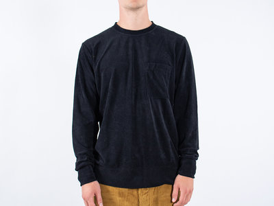 Universal Works Universal Works Sweater / Loose Pullover / Black