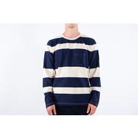 Universal Works T-shirt / Long Sleeve Tee / Navy
