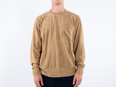 Universal Works Universal Works Sweater / Loose Pullover / Beige