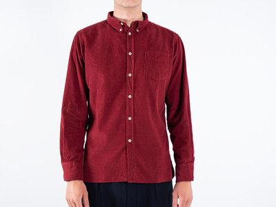 Universal Works Universal Works Shirt / Everyday Shirt / Red