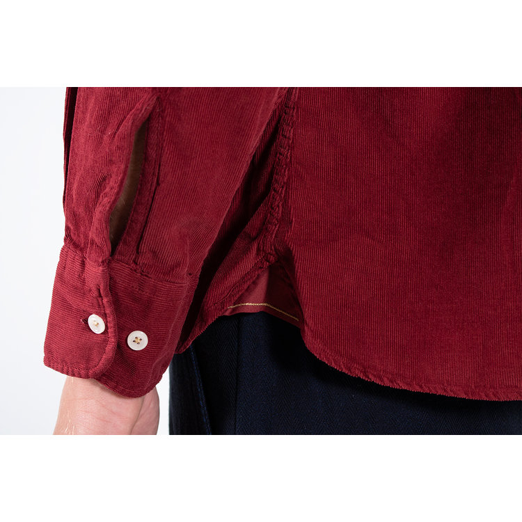 Universal Works Universal Works Shirt / Everyday Shirt / Red
