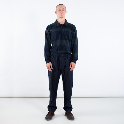 Universal Works Universal Works Trousers / Track Trouser / Navy