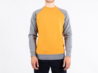 Castart Castart Sweater / Wagenfeld / Orange