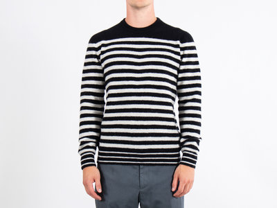 Roberto Collina Roberto Collina Sweater / RB15001 / Black
