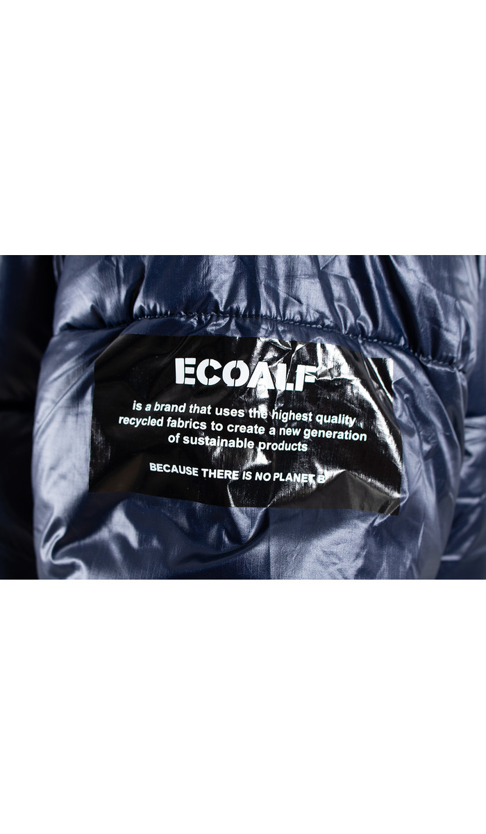 Ecoalf Ecoalf Jas / Finland Down / Donkerblauw