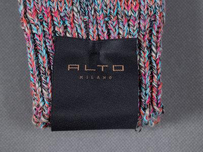 Alto Milano Alto Milano Sok / Snaps Corto / Roze