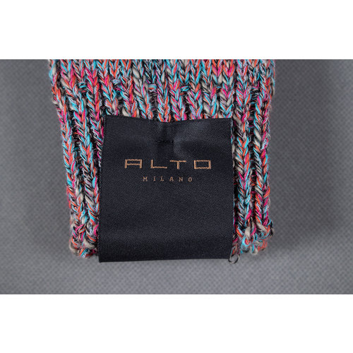 Alto Milano Alto Milano Sock / Snaps Corto / Pink