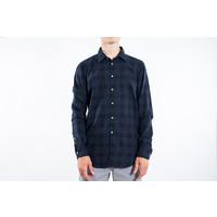 7d Overhemd / Fourty-Four Check / Navy