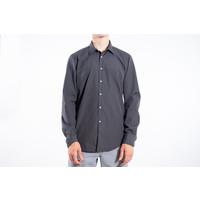 7d Overhemd / Fourty-Four Pop / Donkergrijs