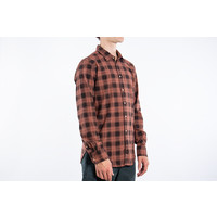 7d Shirt / Fourty-Four Check / Copper