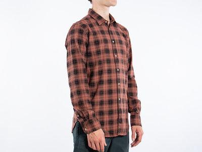 7d 7d Shirt / Fourty-Four Check / Copper / L