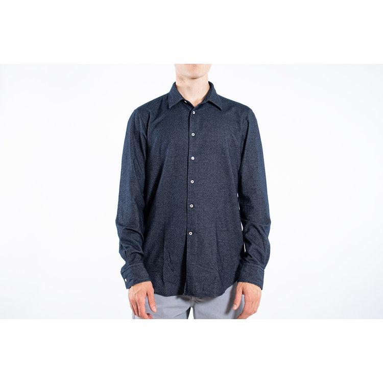 7d 7d Shirt / Fourty-Four Flannel / Navy