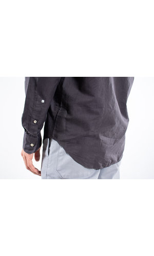 7d 7d Overhemd / Fourty-Four Fine / Wenge