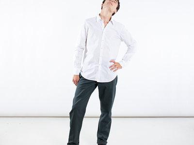 7d 7d Shirt / Fourty-Four Pencil / White
