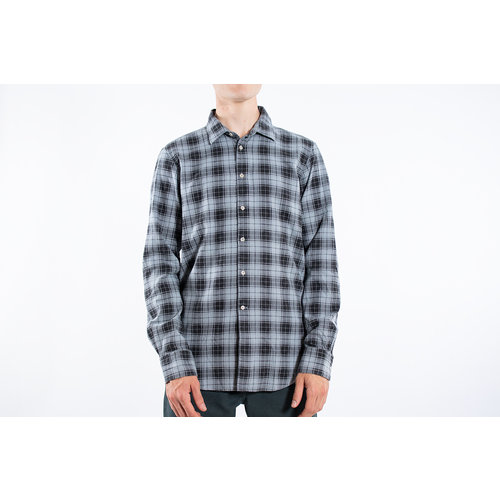 7d 7d Shirt / Fourty-Four Check / Grey