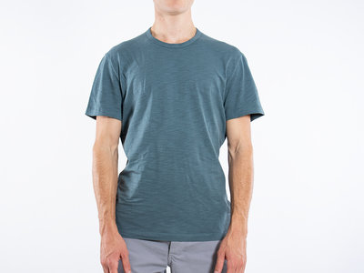 7d 7d T-Shirt / Seventy-Two / Groen