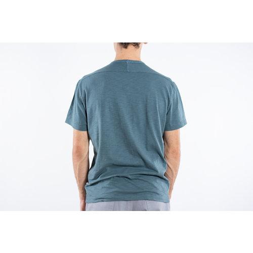 7d 7d T-Shirt / Seventy-Two / Green
