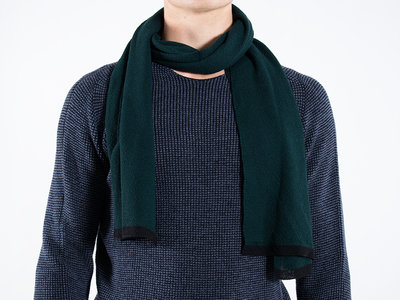 Hannes Roether Hannes Roether Scarf / Green