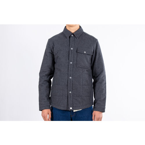 Portuguese Flannel Portuguese Flannel Jacket / Nevada / Grey