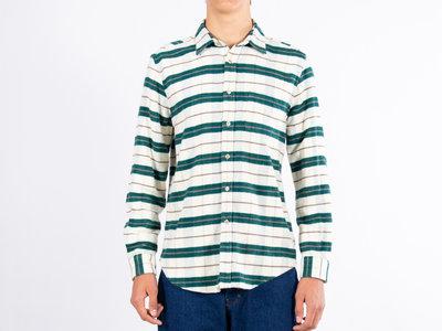 Portuguese Flannel Portuguese Flannel Overhemd / Bravo / Multi wit