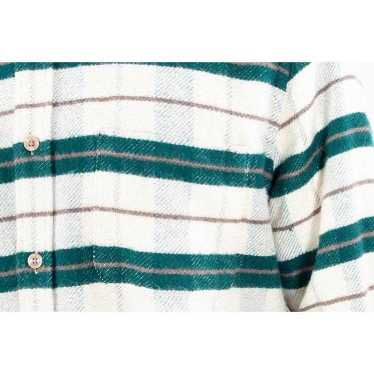 Portuguese Flannel Portuguese Flannel Shirt / Bravo / Multi White