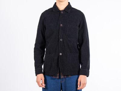 Portuguese Flannel Portuguese Flannel Jack / Labura Corduroy / Zwart