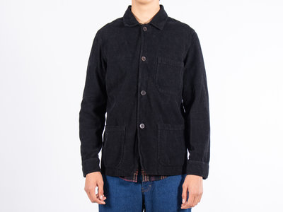 Portuguese Flannel Portuguese Flannel Jacket / Labura Corduroy / Black