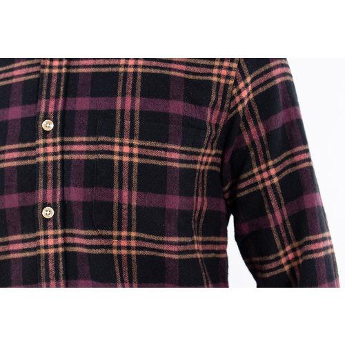 Portuguese Flannel Portuguese Flannel Shirt / Compact / Bordeaux