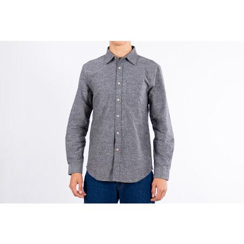 Portuguese Flannel Portuguese Flannel Overhemd / Gross / Grijs