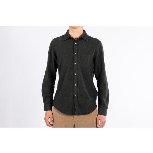 Portuguese Flannel Portuguese Flannel Overhemd / Teca / Groen