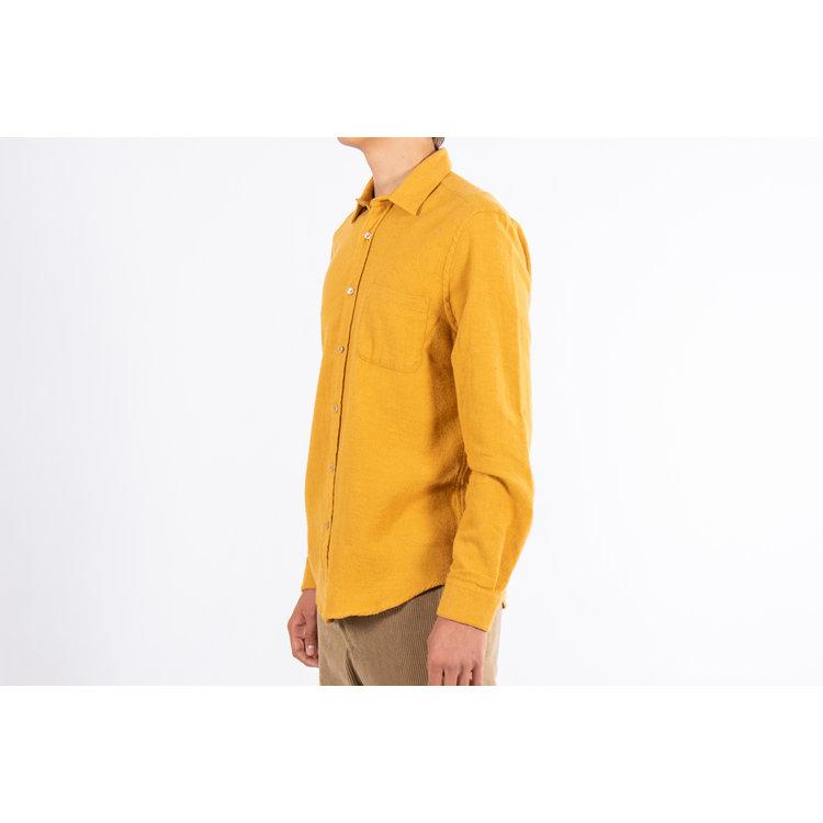 Portuguese Flannel Portuguese Flannel Shirt / Teca / Yellow