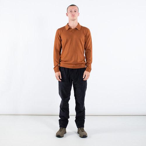 Atelier Charlie Atelier Charlie Trousers / New Jeff Cord / Asphalt