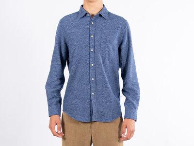 Portuguese Flannel Portuguese Flannel Shirt / Mogno / Blue
