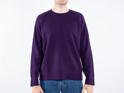 Mc Lauren Mc Lauren Sweater / Lover / Paars