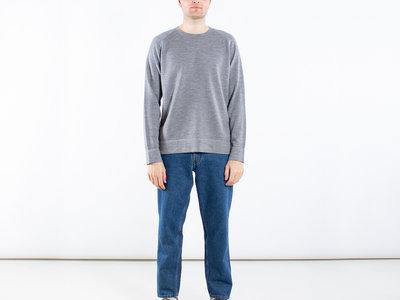 Mc Lauren Mc Lauren Sweater / Lover / Grijs