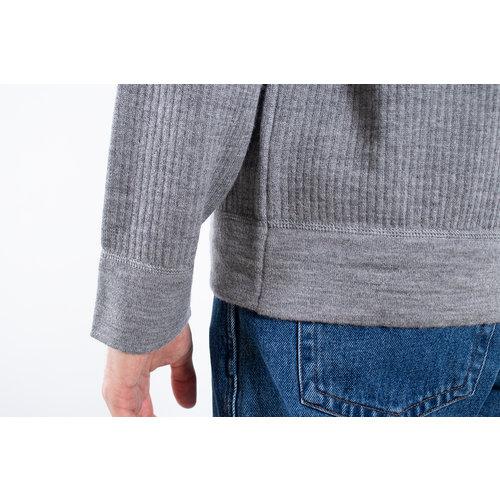 Mc Lauren Mc Lauren Sweater / Lover / Grey