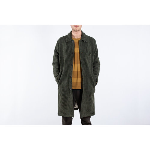 Universal Works Universal Works Coat / Overcoat / Olive