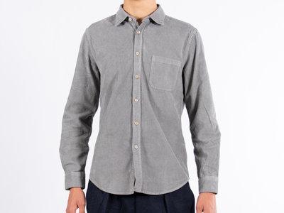 Portuguese Flannel Portuguese Flannel Overhemd / Lobo ESP / Grijs