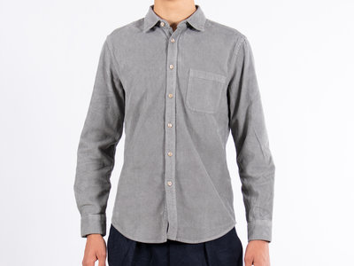 Portuguese Flannel Portuguese Flannel Shirt / Lobo ESP / Grey