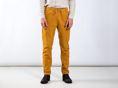 Homecore Homecore Trousers / Drawide / Yellow