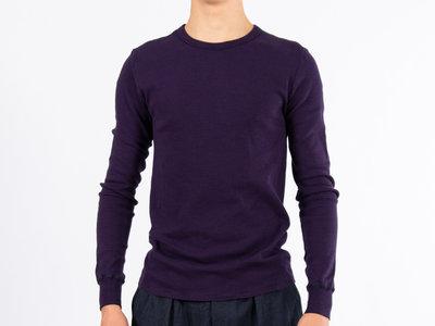 Schiesser Revival / Karl-Heinz / Purple Stripe